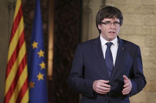 Belgien lässt sich Zeit mit Prüfung des Haftbefehls