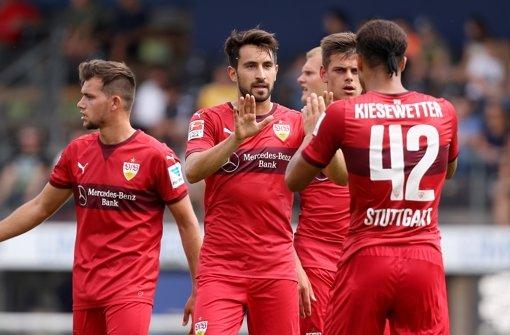 VfB gewinnt beim VfR Aalen