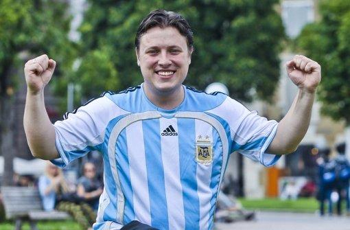 Thomas Müller fiebert für Messi