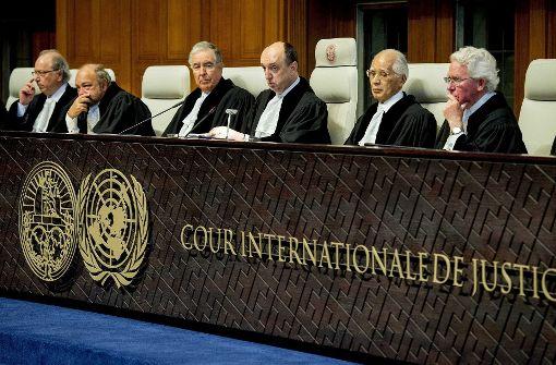 UN-Gericht verlangt Freilassung von türkischen Richter