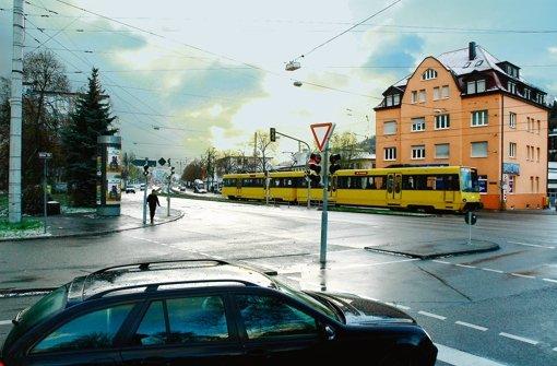 S 21 erreicht den Stuttgarter Osten