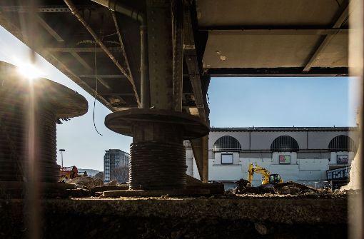 Einsichten in das Innenleben einer Baustelle. Foto: Lichtgut/Max Kovalenko