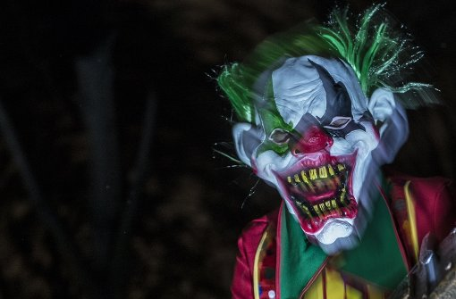 Grusel-Clowns jetzt auch für Politiker ein Thema