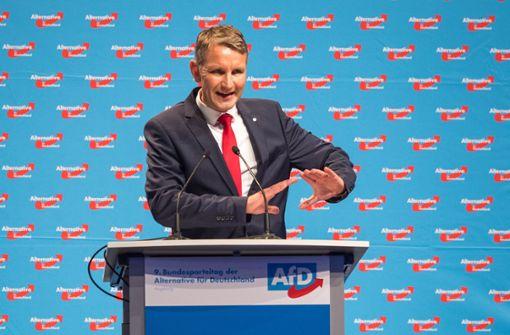 Die AfD entdeckt die Sozialpolitik