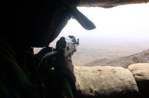 Kurden erobern Sindschar zurück