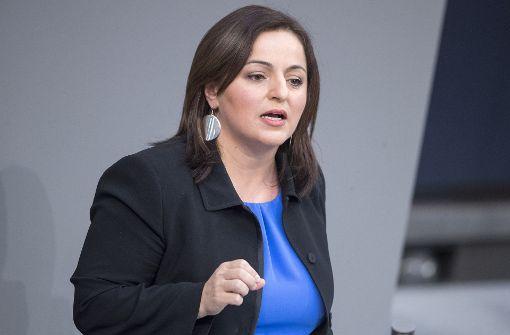 Die Linken-Politikerin Sevim Dagdelen Foto: dpa