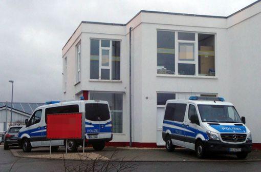 In Jettingen bei Nagold wurde ein Fitness- und Kampfsportstudio durchsucht. Foto: Franz Feyder