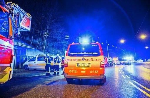Brand im Tunnel stoppt Stadtbahnen