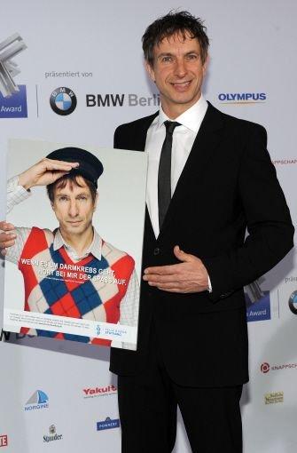 Der Komiker bIngolf Lück/b hat mit seinem Lieblingsclub momentan nicht viel zu lachen: Der ...br  Foto: dpa