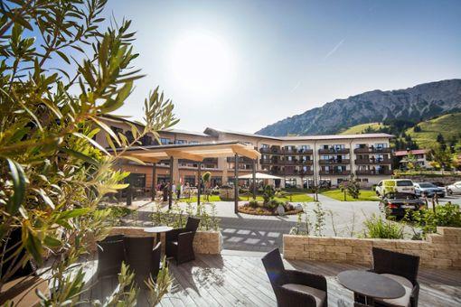 Foto: Panoramahotel Oberjoch