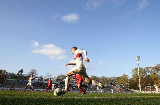 Der VfB II belohnt sich nicht für einen couragierten Auftritt
