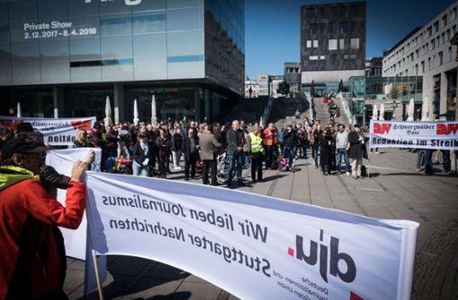 Kampf um die Attraktivität des Journalistenberufs