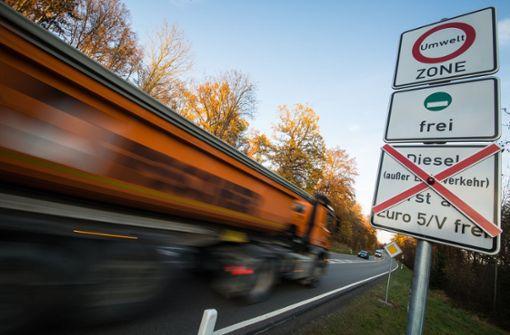 Fahrverbot: Auch Benziner-Fahrer werden geblitzt