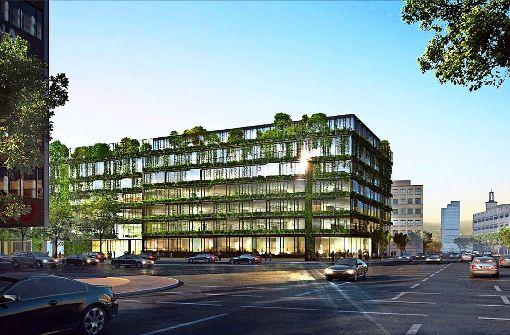 Investor Piëch will grüne Fassaden sprießen lassen