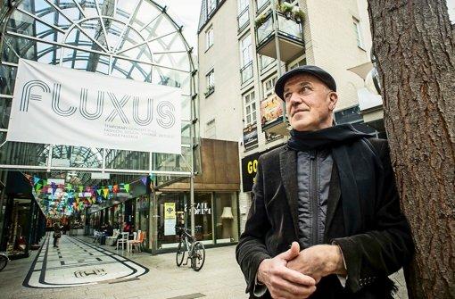 Stuttgarter flüchtet vorm Lärm