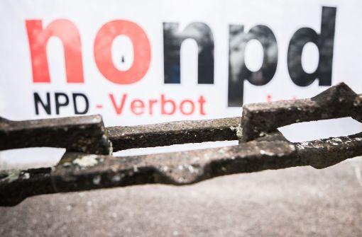 """""""NPD ist ein Fall fürs Dschungelcamp"""""""