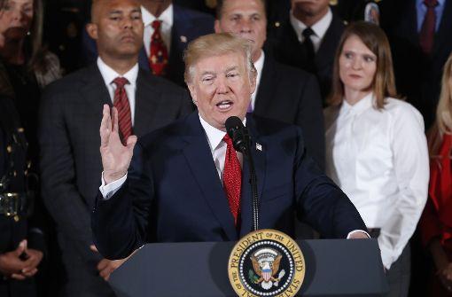 Trump ruft nationalen Gesundheitsnotstand aus