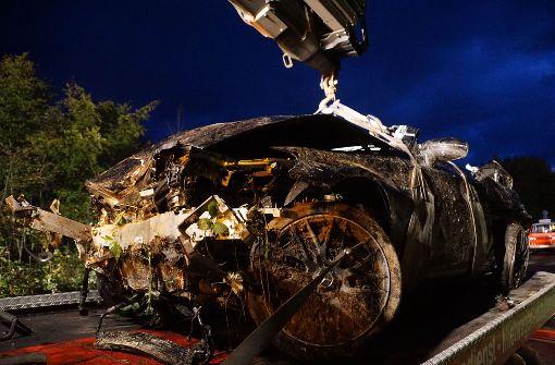 Amstetten: Zwei junge Menschen sterben bei schwerem Unfall ...