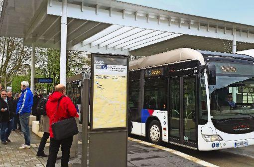 In Sachen  Stadtbahn fährt Ludwigsburg zweigleisig