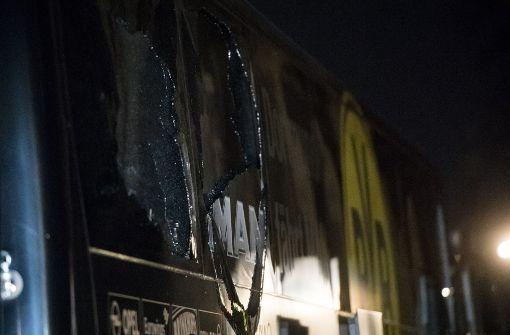 Die Sprengsätze beim Anschlag auf den BVB-Mannschaftsbus sind mit Metallstiften gespickt gewesen. Foto: dpa