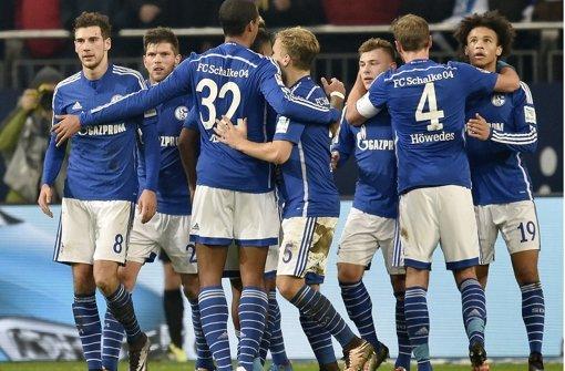 FC Schalke wieder auf Europa-Kurs