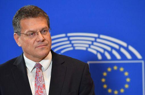 Slowake will Sozialisten in  EU-Wahlkampf führen