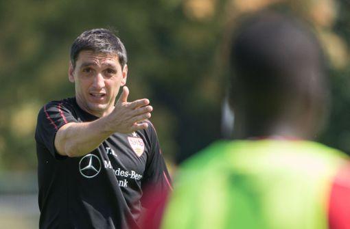 Wie viel Geld würde man bei einer Entlassung von VfB-Coach Tayfun Korkut verdienen? Foto: dpa
