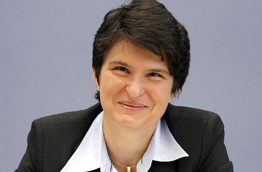Tanja Gönner wird GIZ-Vorstandschefin