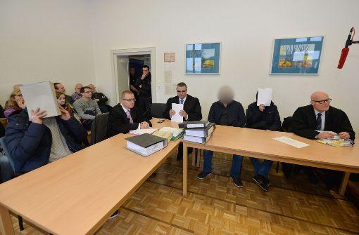 """Vier Monate Haft für Hauptangeklagten in """"Gaffer-Prozess"""""""