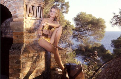 Jane Fonda im Jahr 1960, zu Beginn ihrer Leinwandkarriere Foto: AFP