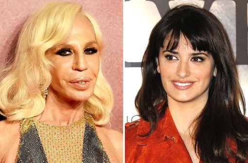 Donatella Versace:  Glamour  und La Familia