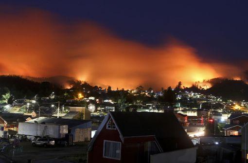 Feuer zerstört 370.000 Hektar Land