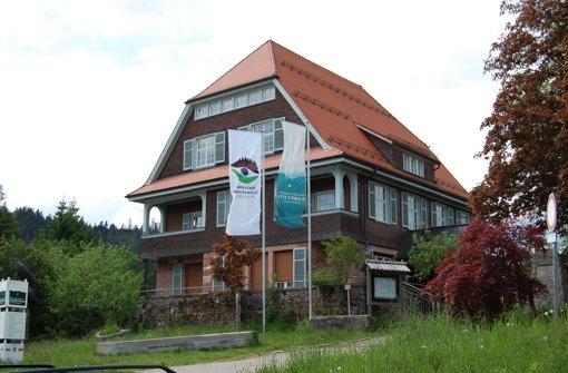 Nationalpark empfängt Gäste im Neubau