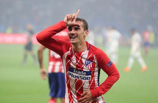 Griezmann schießt Atlético Madrid zum Titel