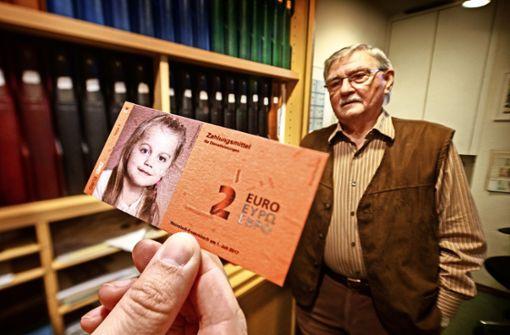 Geldschein aus dem Remstal kommt ins Museum