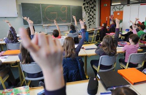 Das Kultusministerium in Baden-Württemberg gibt G9 vorerst keine Chance. (Symbolfoto) Foto: dpa