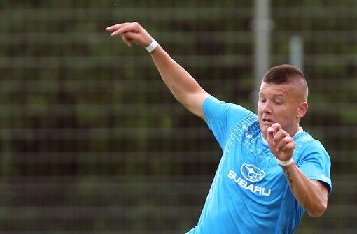 Miftari wechselt  zum SV Waldhof