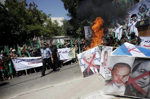 Hamas plant öffentliche Hinrichtungen