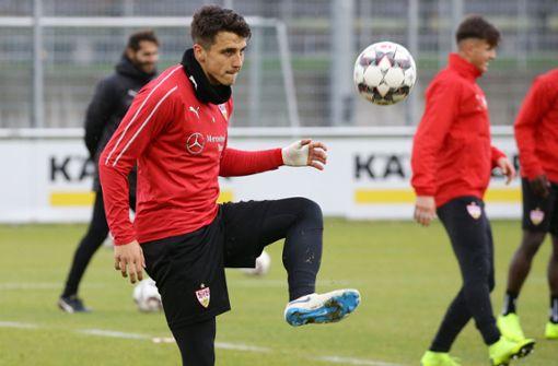 Intensive Vorbereitung auf Borussia Mönchengladbach