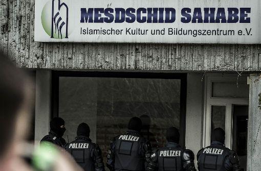 CDU streitet um die Terrorabwehr