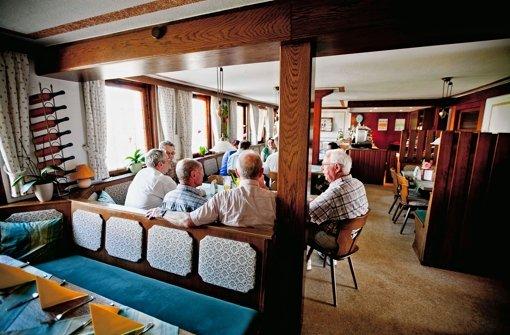 Gemütliche Gaststube Foto: Piechowski