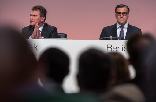Osram-Chef Berlien verliert Vertrauen