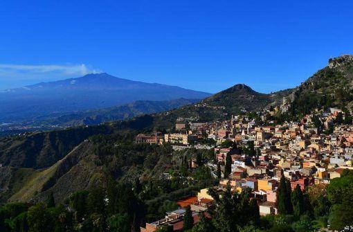 Der Besuch der Regierungschefs legt Taormina lahm