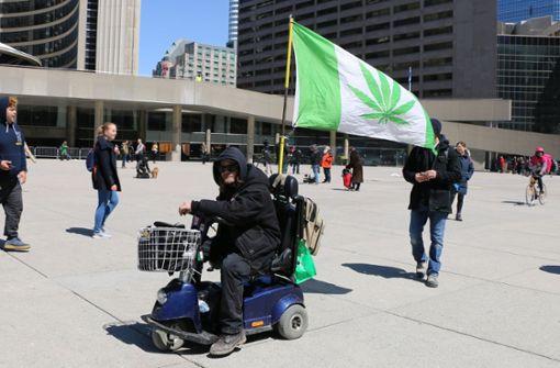 Parlament legalisiert Cannabis