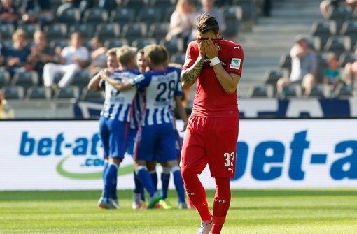 VfB Stuttgart rutscht tiefer in die Krise