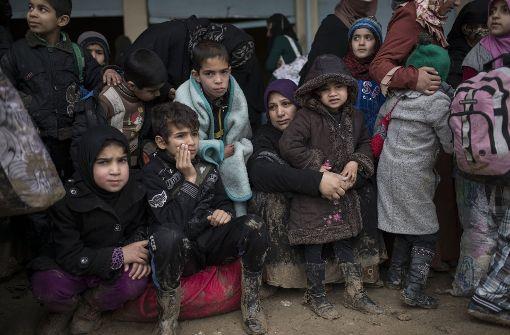Luftschläge in Mossul fordern mehr zivile Opfer