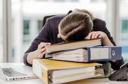 Jeder vierte Beschäftigte arbeitet ohne Pause durch