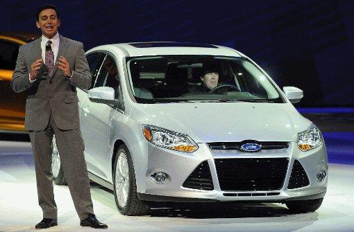 Der Stromer von Ford
