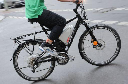 Radtour mit E-Bike-Test
