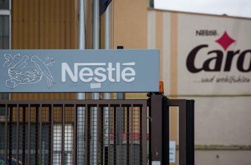 Nestlé baut 380 Stellen ab